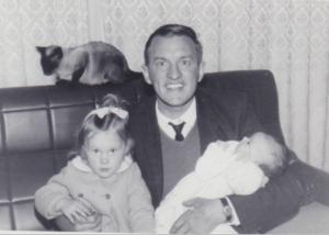 1.1 Bryan with children 1967